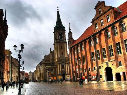 Torun- Polonia