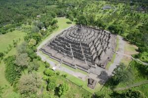Templo budista de Borobudur