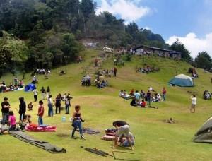 El lugar más alto de El Salvador