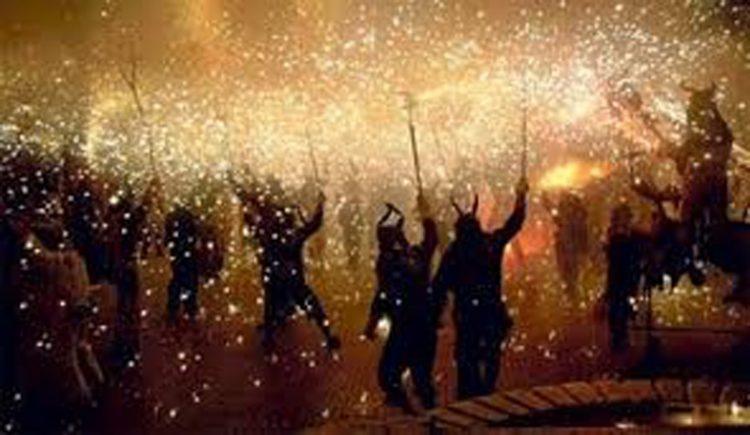 Dimonis i Correfocs, una clásica celebración Mallorquina
